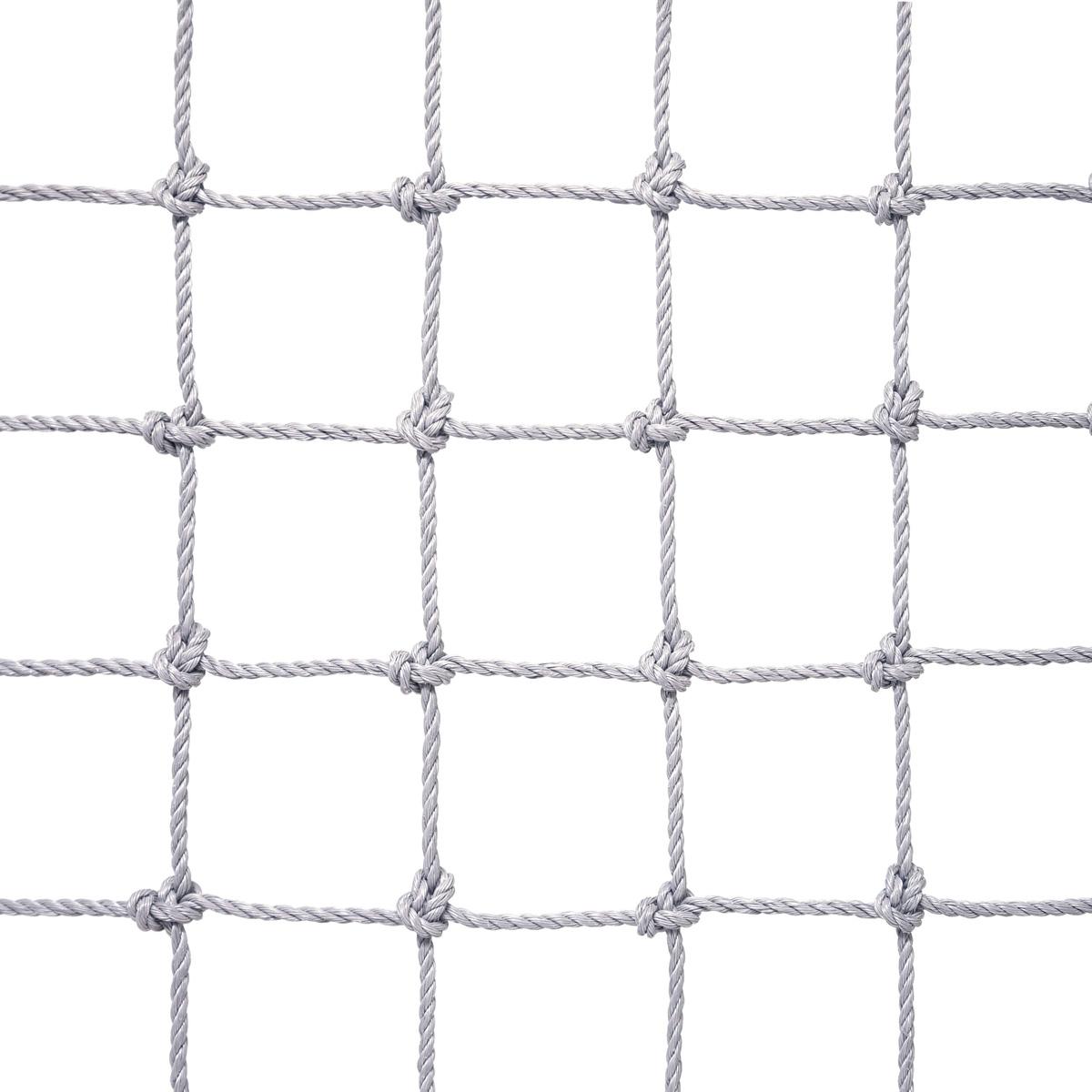 防炎ネット〈難燃性ヨリ線ネット25有結節〉目合い:25mm