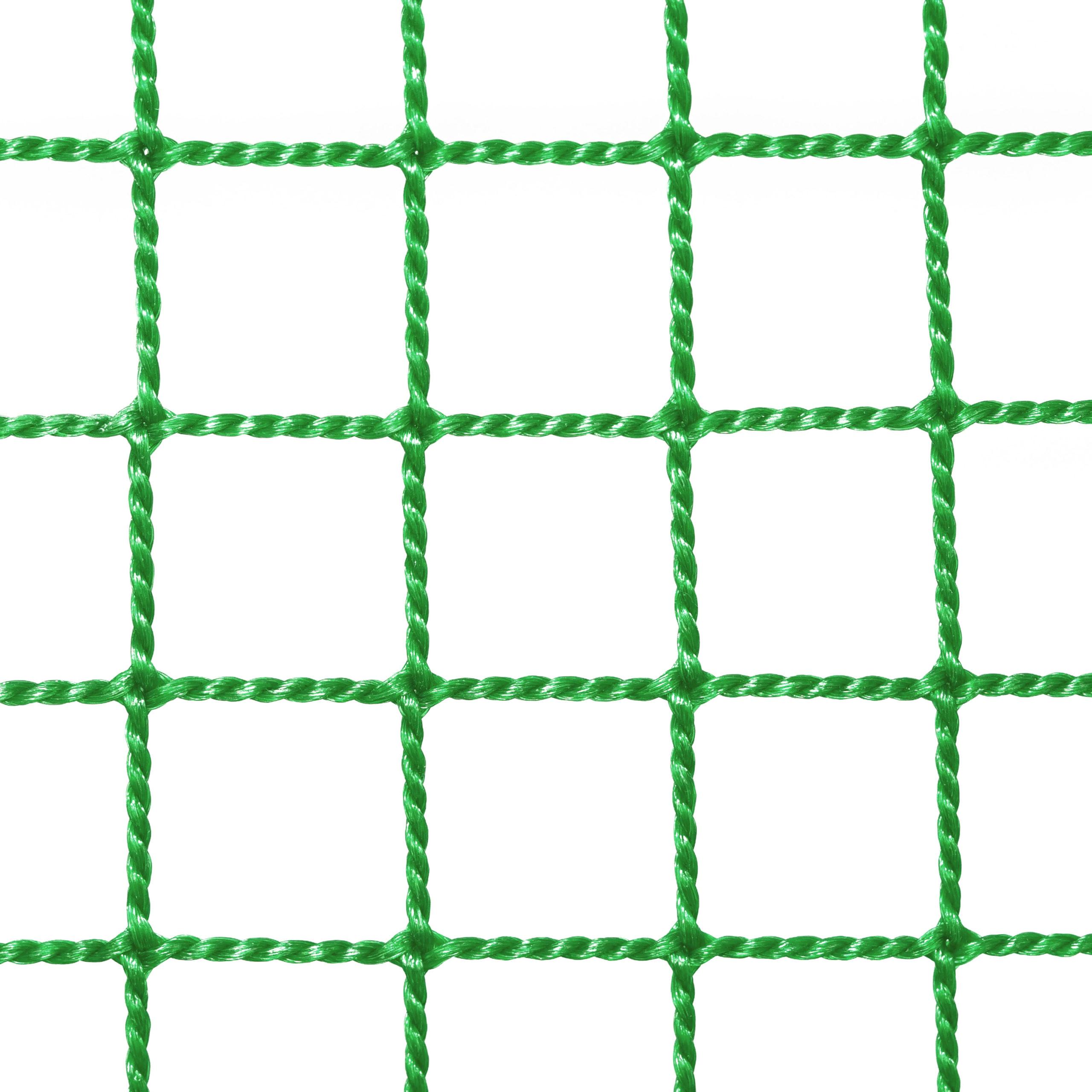 〈ヨリ線ネット20〉目合い:20mm カラー:グリーン
