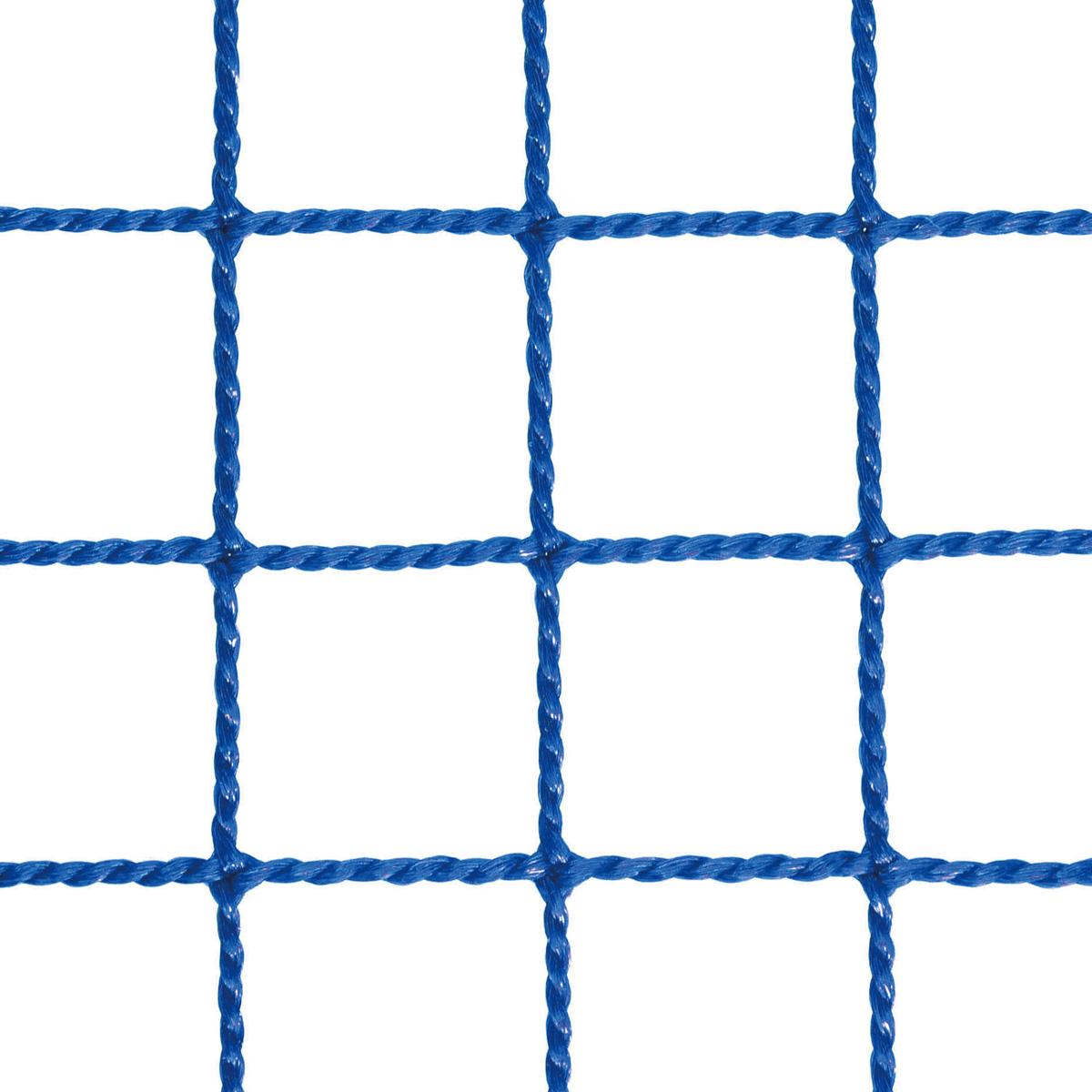 〈ヨリ線ネット25〉目合い:25mm カラー:ブルー
