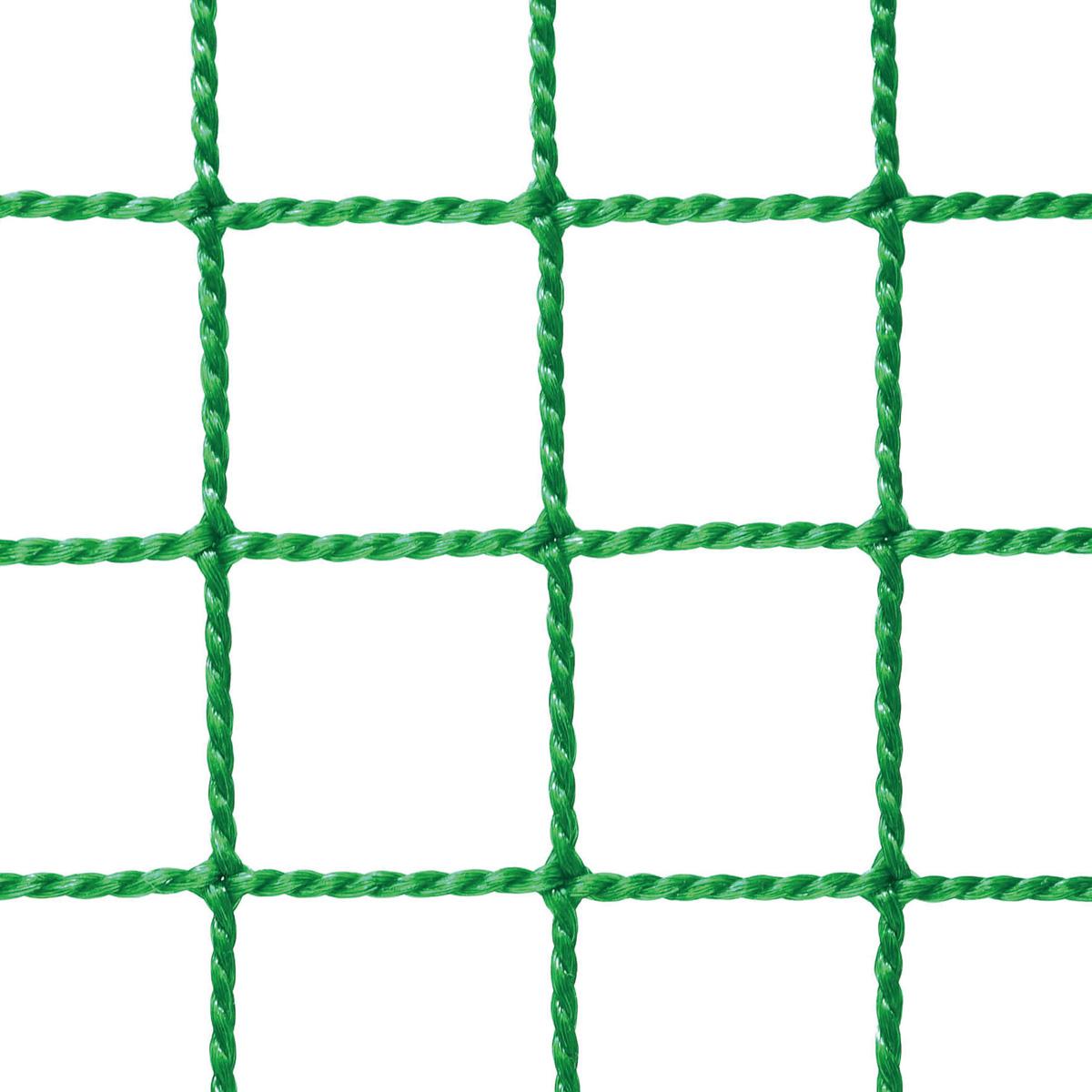 〈ヨリ線ネット25〉目合い:25mm カラー:グリーン