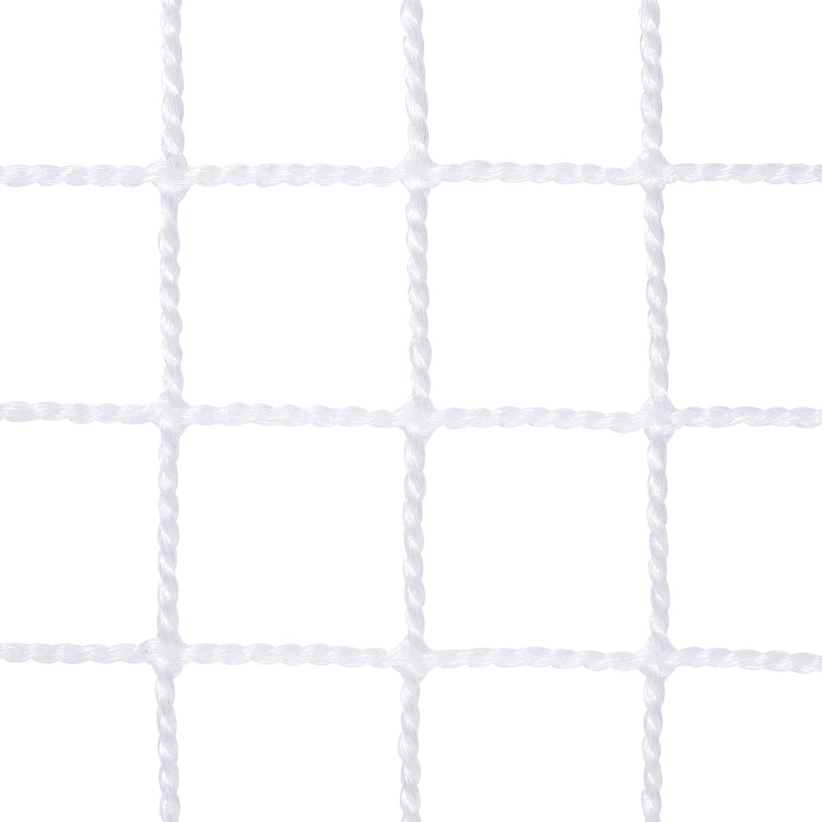 〈ヨリ線ネット25〉目合い:25mm カラー:ホワイト