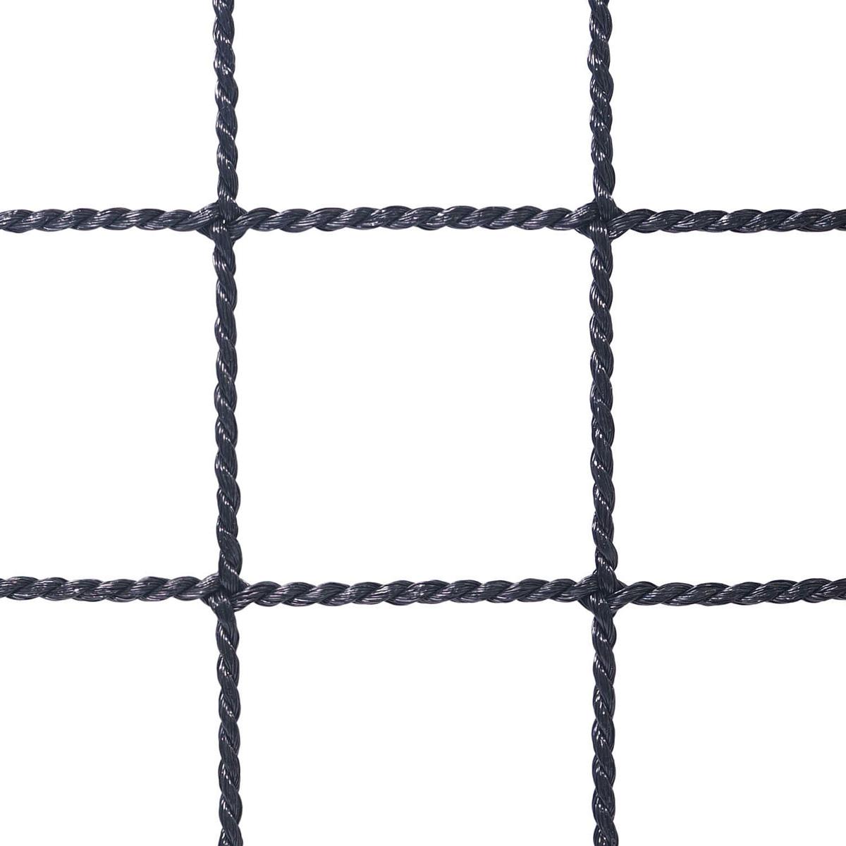 〈ヨリ線ネット37.5〉目合い:37.5mm カラー:ブラック