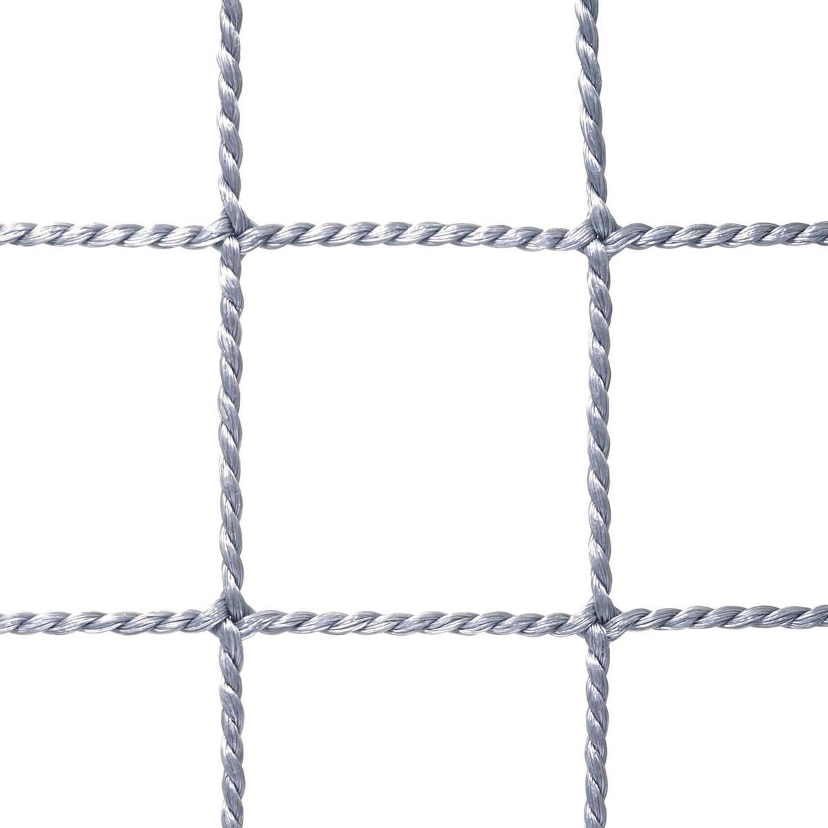 〈ヨリ線ネット37.5〉目合い:37.5mm カラー:グレー