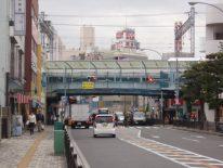 歩道橋/施工