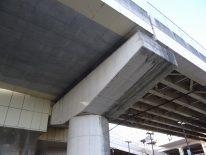 高架橋脚/商品納入