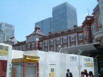 JR東日本東京駅駅舎/商品納入