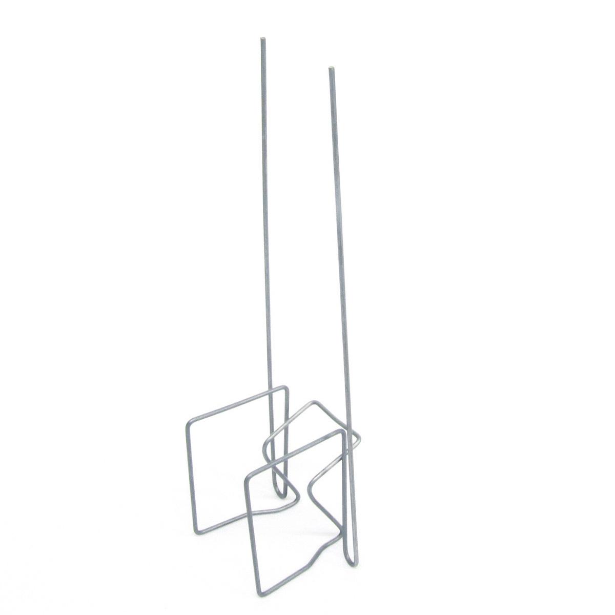 〈クリップ式剣山〉L135×W45 ピン:φ1.3