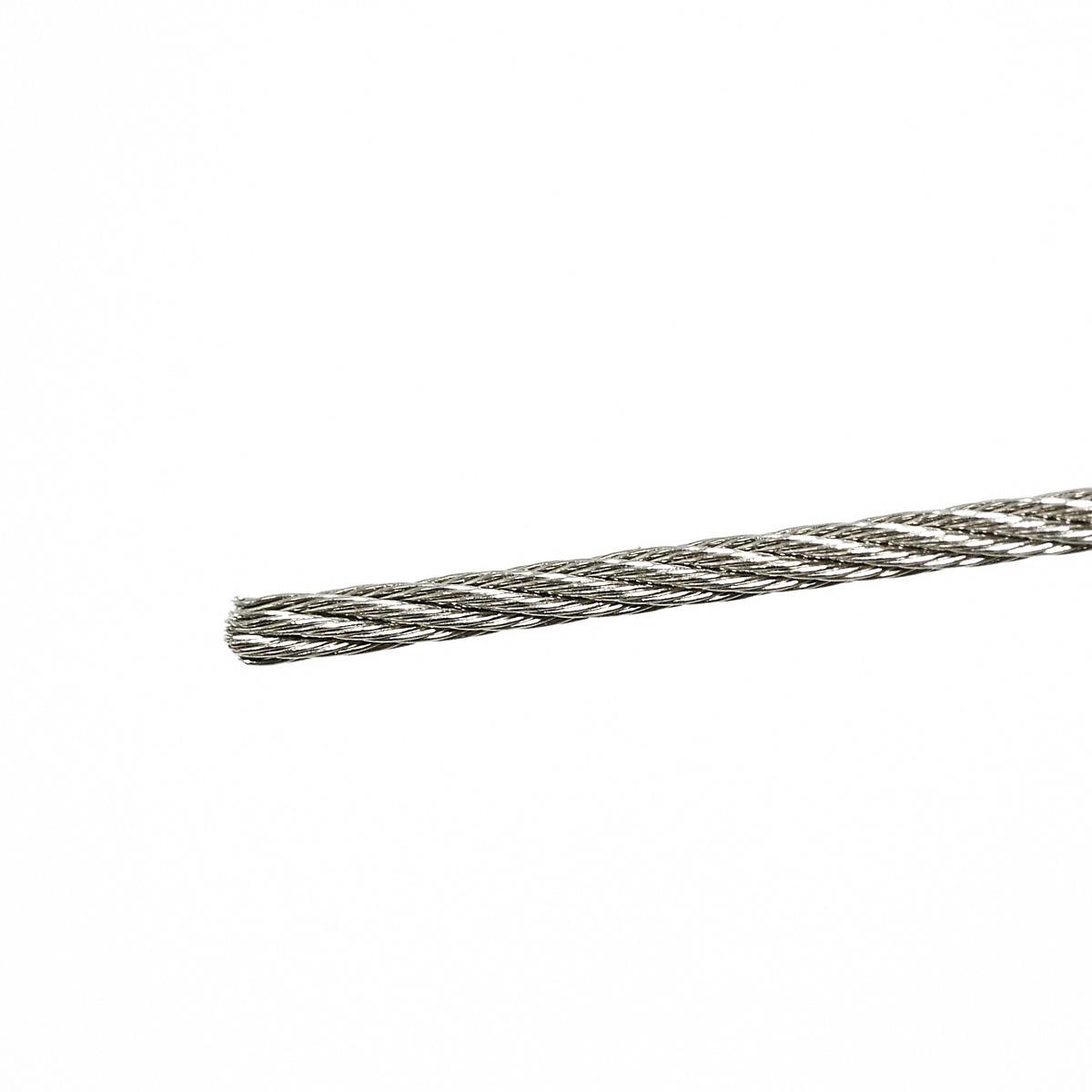 〈トリカットワイヤー SUS316 0.81〉SUS316 φ0.81/7×7縒線