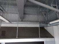 所沢冷凍倉庫/工事